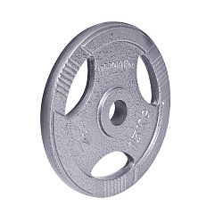 Liatinový olympijský kotúč inSPORTline Hamerton 15 kg