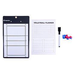 Trénerská doska na volejbal inSPORTline VB76 - s magnetmi