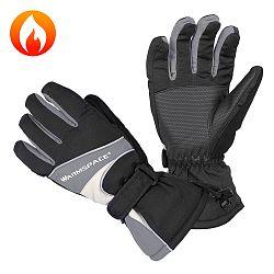 Univerzálne vyhrievané rukavice W-TEC Boubin