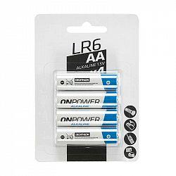 FORCLAZ Alkalické Batérie Lr06 – Aa
