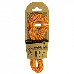 SIMOND šnúra 2 mm × 10 M Oranžová