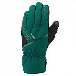 WEDZE Lyžiarske Rukavice 500 Zelené